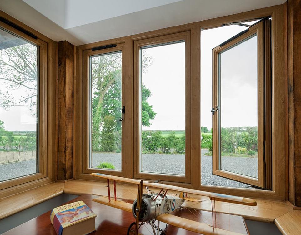 Ремонт деревянных окон по шведской технологии в Санкт-Петербурге
